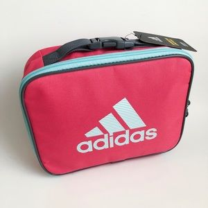 Adidas Foundation Lunch Bag insulated zippered NWT